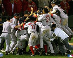 Red Sox World Series Celebration