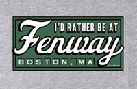 Fenway Outlet Red Sox fan shop