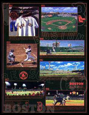 Boston Red Sox Timeline